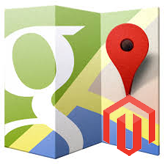 Magento. How to manage TM Google Map extension