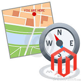 Magento. How to remove Google Map from Contacts page