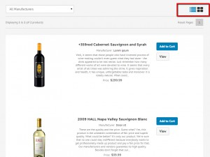 osCommerce. How to change default products listing view1.jpg