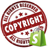 Shopify. How to manage footer copyright