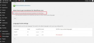 wordpress - How to configure multilanguage using WPML plugin-5