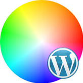WordPress. How to change chart colors