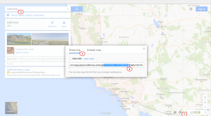 Landing Page-how to change Google map location-3