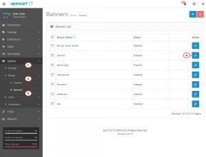 Opencart_2._How_to_manage_banners_1