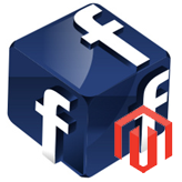 "Magento. How to manage ""Facebook like box"" extension"