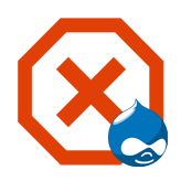 Drupal 7.x. How to manage error reporting