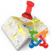 Joomla 3.x. Wie man die Einstellungen des Google Map Plugins verwaltet