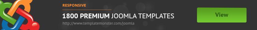 1800 Premium Joomla Templates