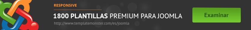 1800 Plantillas Premium para Joomla