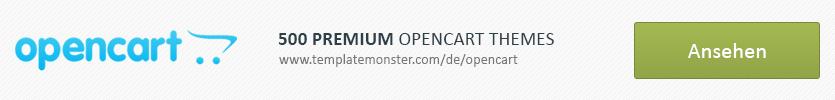 500 Premium OpenCart Themes