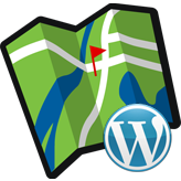 WordPress. How to add an address/text to Google map coordinator
