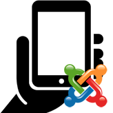 Joomla 3.x. Как изменить текст мобильного меню «Navigate to…»