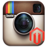 "Magento. How to manage ""Instagram module"" extension"