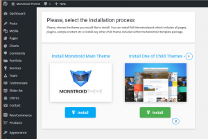 32.Wordpress.Monstroid.How_to_install_child_theme_2