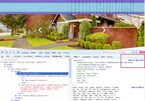 HTML.How replace color background with image in CSS-2