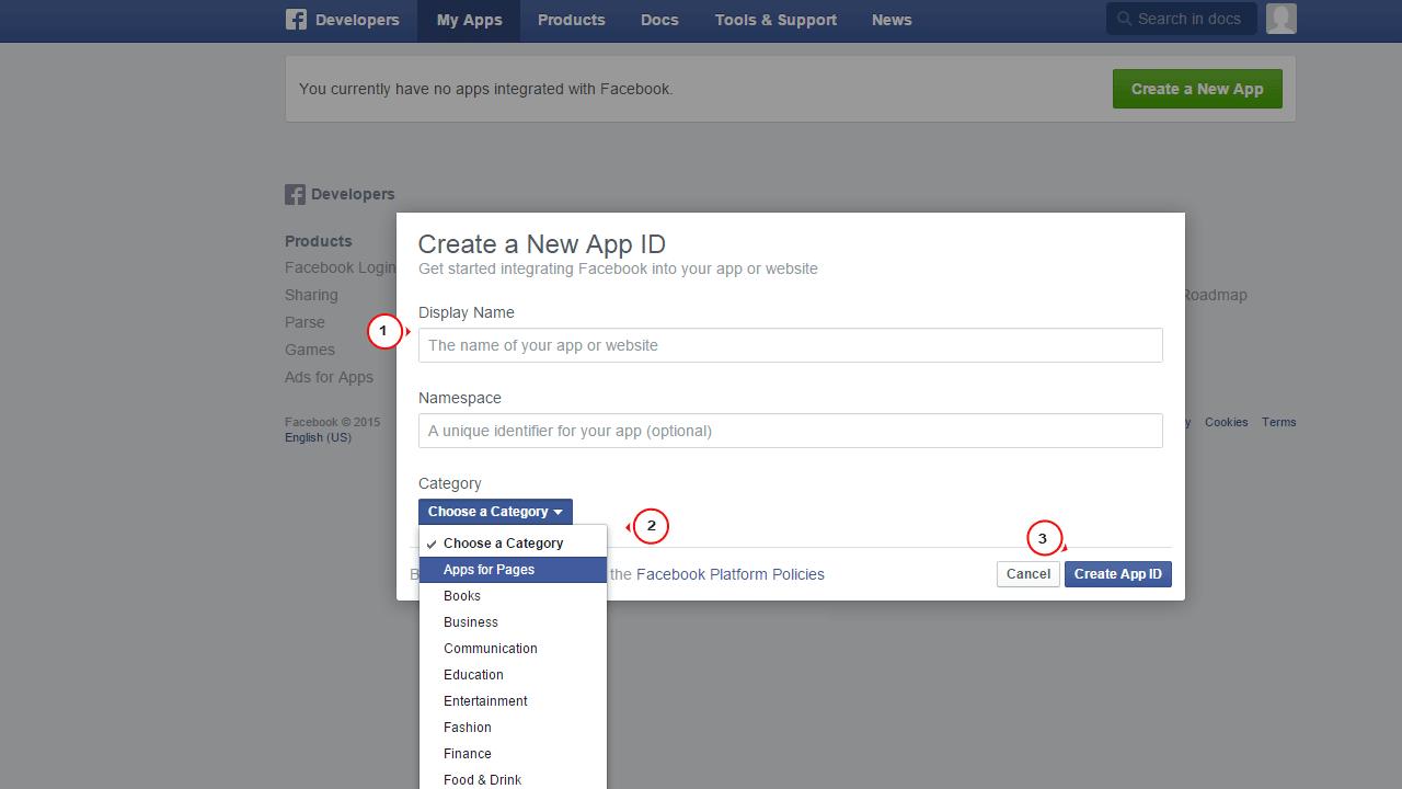 joomla 3 x wie man das facebook login in der komponente joomla social login einstellt hilfe. Black Bedroom Furniture Sets. Home Design Ideas