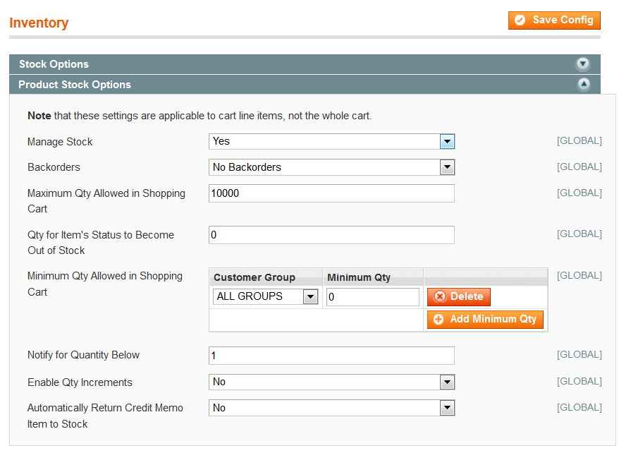 a34b8dd42888f Magento. How to change default product quantity from 0 to 1 ...
