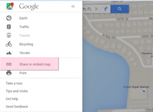 WordPress_How_to_get_Embedded_Map_code_from_Google Maps_2