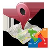 Joomla 3.x. Wie man den Google-Maps Marker (auf Basis vom Google Maps Plugin) ändert
