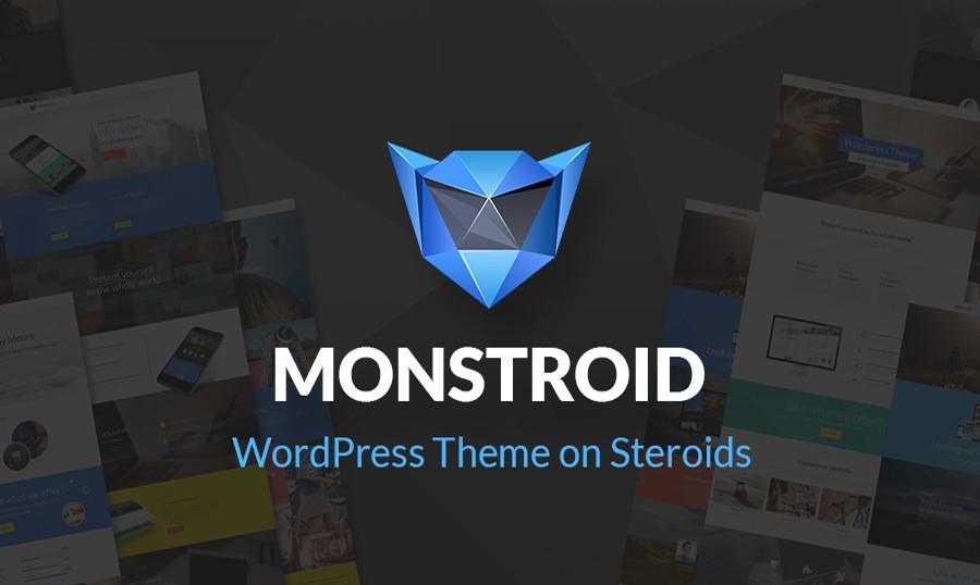 Tema de WordPress Monstroid - Centro de Ayuda de Template Monster