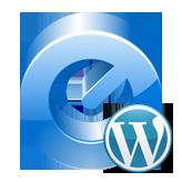 WordPress. How to change background of menu items