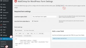 Cherry4_how_to_embed_mailmhimp_form_to_pages_or_posts1