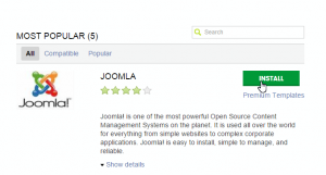 Joomla_3.x-How_to_install_Joomla_engine_to_GoDaddy_server_automatically-6