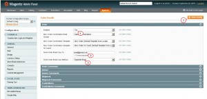 Magento. How to add admin notification when new order arrives3