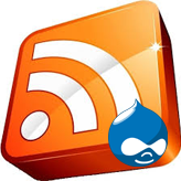 Drupal 7.x. How to add RSS feed