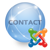 Joomla 3.x. How to change the contact details view/layout