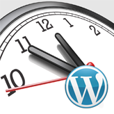 WordPress. How to manage the countdown date