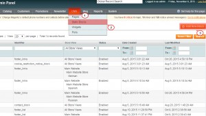 Magento. How to add a static blocks to product details pages_1
