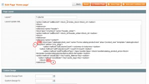 Magento. How to disable New products block on home page_4