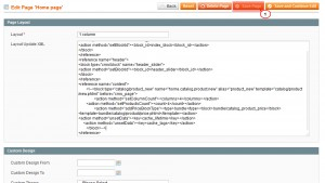 Magento. How to disable New products block on home page_5