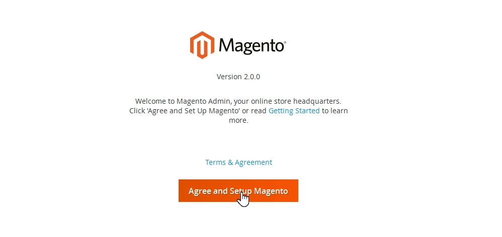 Magento 2.x. How to install Magento engine and template on ...