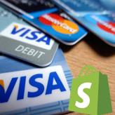 Shopify. Wie man mit Logos von Zahlungssystemen arbeitet