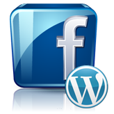 Wordpress. How to change FB like icon language