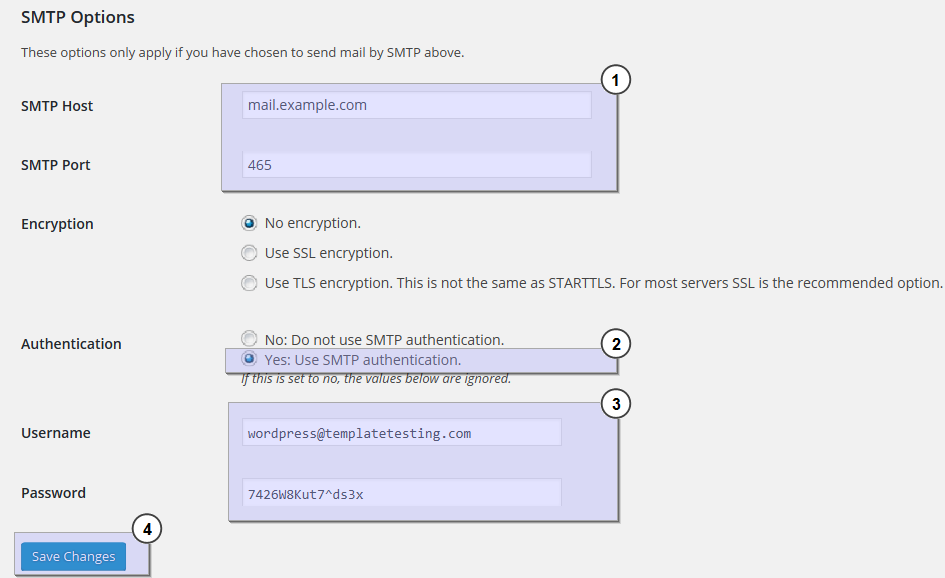 WordPress  How to Use SMTP Server to Send WordPress Emails