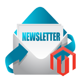 Magento. How to make newsletter subscription option checked by default