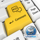 VirtueMart 3.x. How to remove comments form from product page