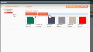 Magento. How to use color swatches in layered navigation_5