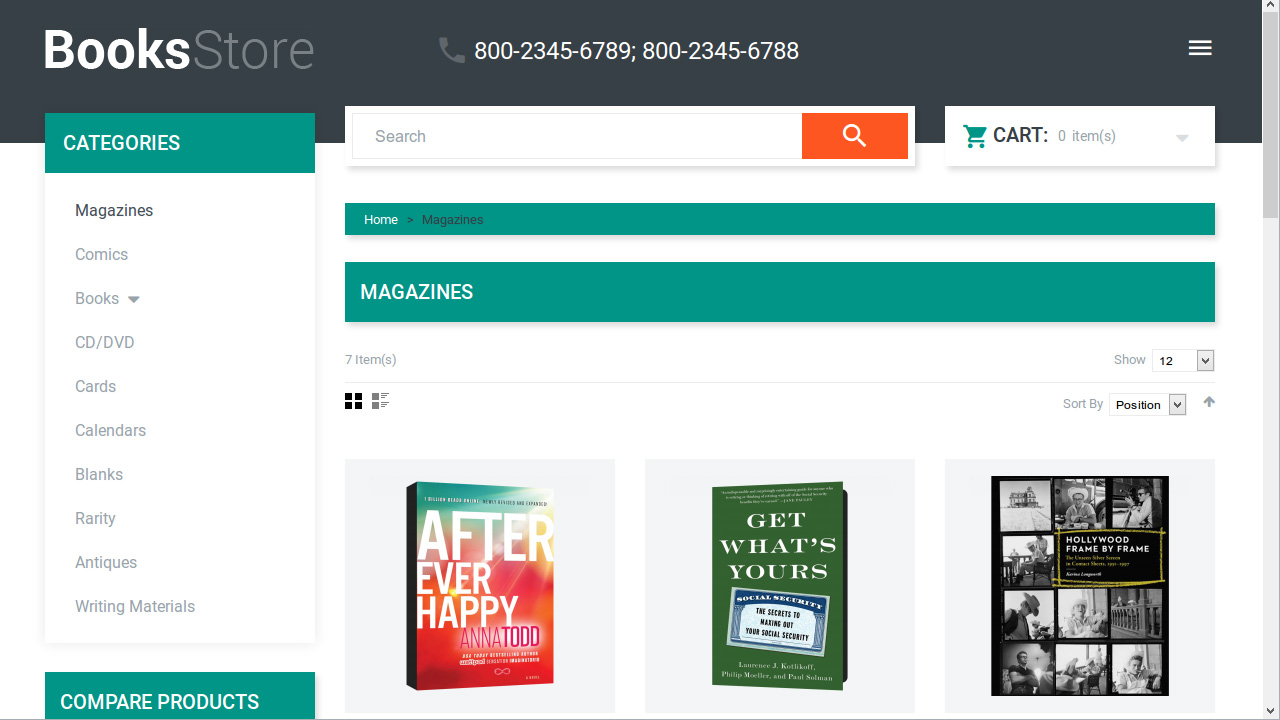 Magento How To Add Static Block To Category Page Template