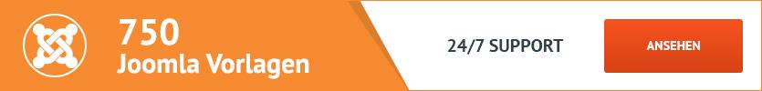 Joomla Webseite