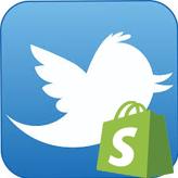 Shopify. How to change default Twitter widget information