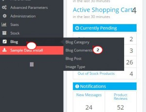 PrestaShop 1.6.x How to create a blog category and assign posts to it1