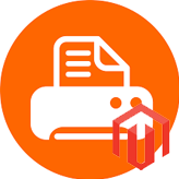 Magento. How to change logo for PDF invoices & print-outs