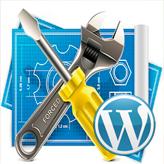 WordPress Blogging themes. Überblick über die Anpassungs Optionen