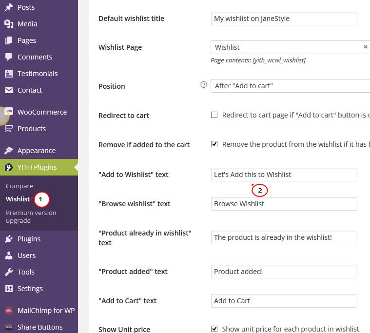 337aea701 WooCommerce. How to edit