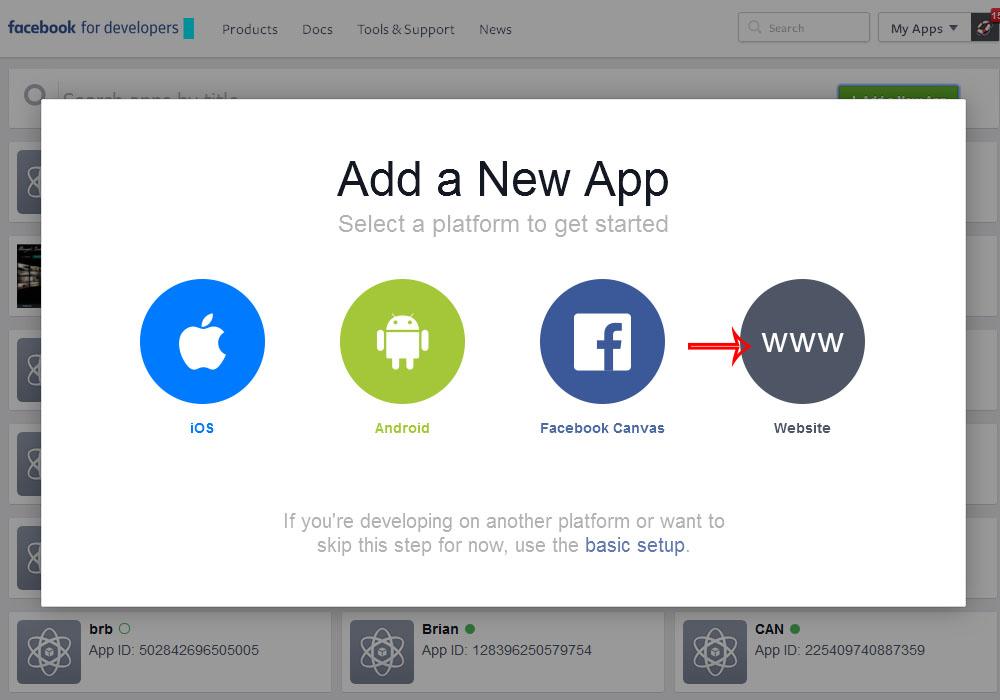 PrestaShop 1 6 x  How to set up login through Facebook