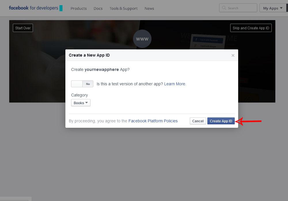 PrestaShop 1 6 x  How to set up login through Facebook account using